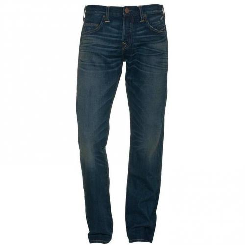 True Religion Bobby Phoenix Blau Grass