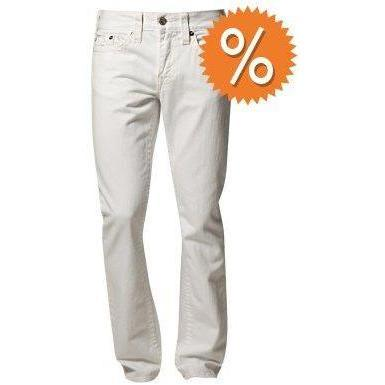 True Religion BOBBY STRAIGHT Jeans weiß