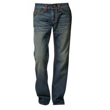 True Religion BOBBY SUPER THROUGH RIVER Jeans blau
