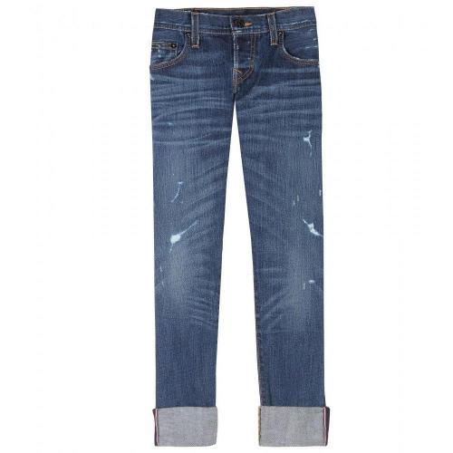 True Religion Brianna 7/8 Boyfriend Jeans
