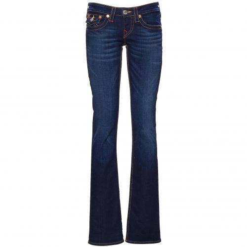 True Religion Damen Jeans Billy Darkblue 63