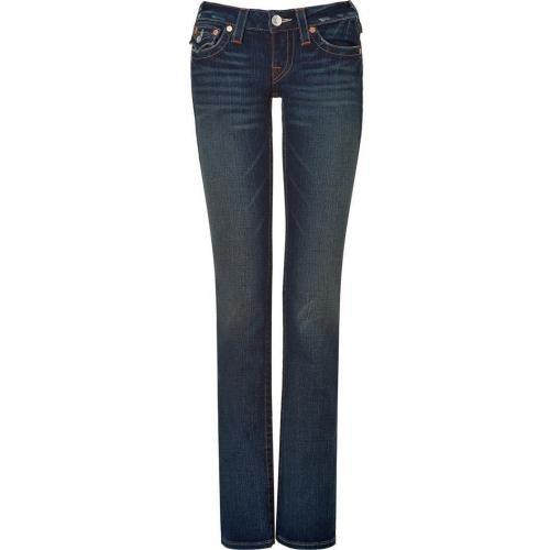 True Religion Dark Urban Cowboy Billy Jeans