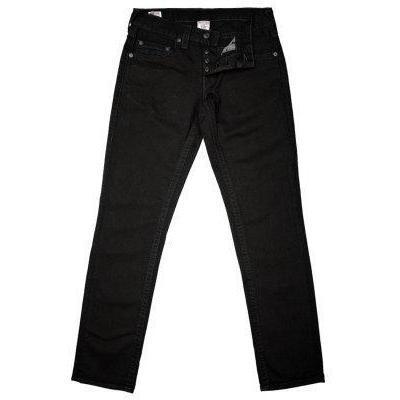 True Religion GENO Jeans schwarz superfly