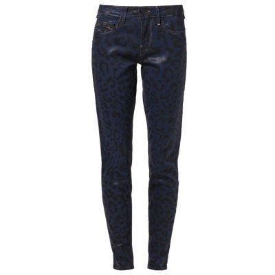 True Religion HALLE SAFARI Jeans leopard midhight