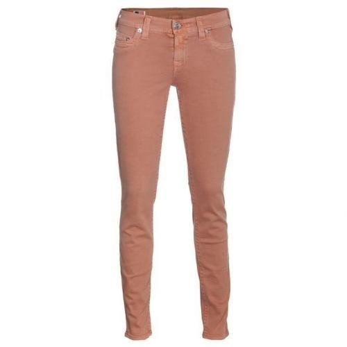 True Religion Halle Super Skinny Coral