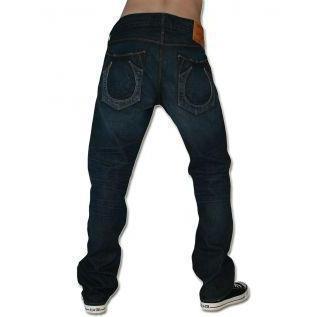 True Religion Herren Jeans Bobby