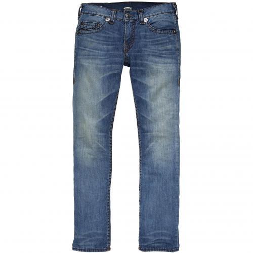 True Religion Herren Jeans Bobby SPT Straight