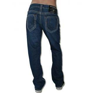 True Religion Herren Jeans Bobby Super T