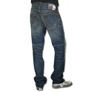 True Religion Herren Jeans Bobby Vintage