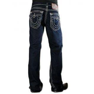True Religion Herren Jeans Joey Super T