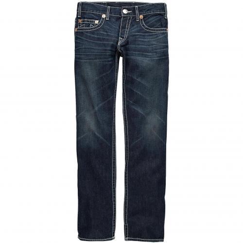 True Religion Herren Jeans Logan Big T