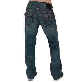 True Religion Herren Jeans Ricky Super T