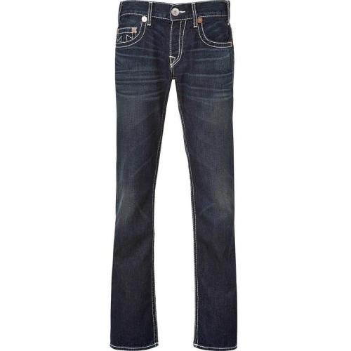 True Religion Iron Horse Logan Big T Jeans