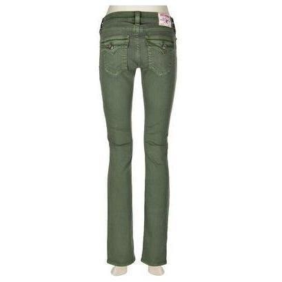True Religion Jeans Billy Bottlegreen