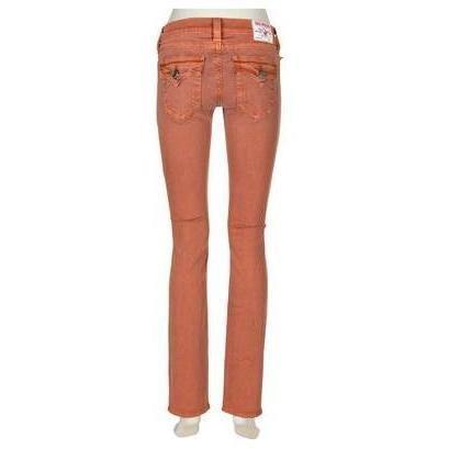 True Religion Jeans Billy Orange