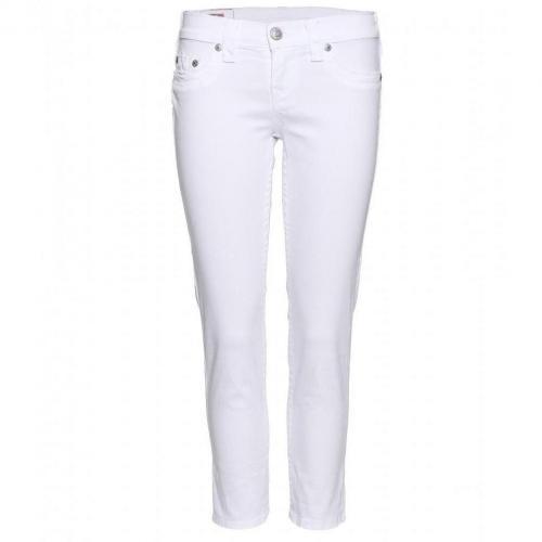 True Religion Lizzy 7/8 Jeans
