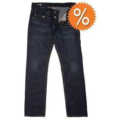 True Religion LOGAN Jeans broken twill