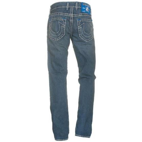 True Religion Logan Super T Blau