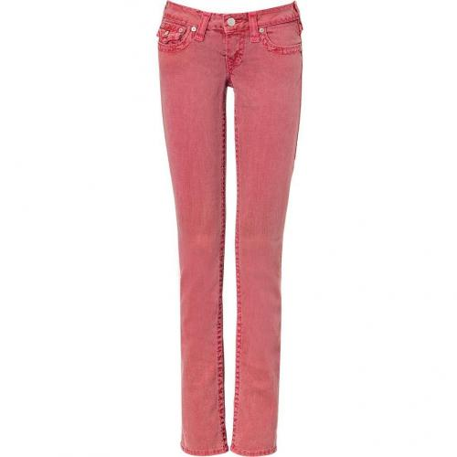 True Religion PX High Red Super T Billy Pants