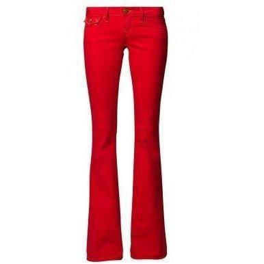 True Religion REAGAN LONESTAR Jeans kirschrot