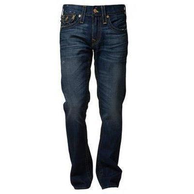 True Religion RICKY VINTAGE Jeans blau