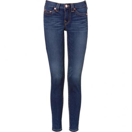 True Religion SIM Last Stan Super Skinny Legging Halle Jeans