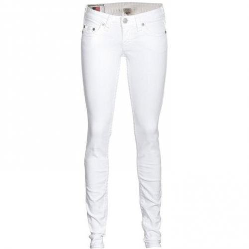 True Religion Stella Super T Optic Weiß