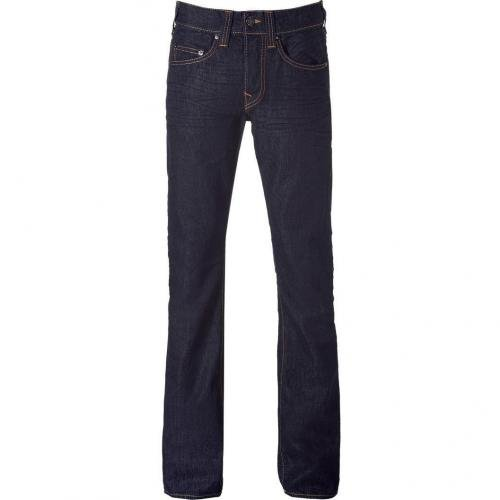 True Religion The Blake Phantom Inglourios Straight Leg Jeans