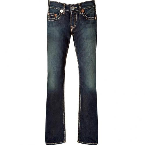 True Religion The Boss Logan Super T Slim Jeans