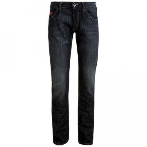 Unlimited - Hüftjeans Denim Man 2 Anni Dunkelblau