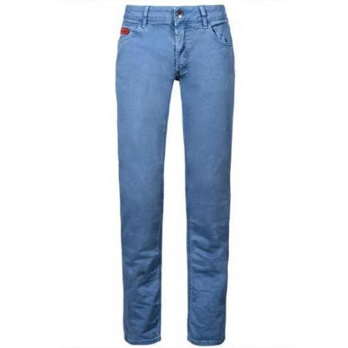 Unlimited - Hüftjeans Man Regular Oceano Blau