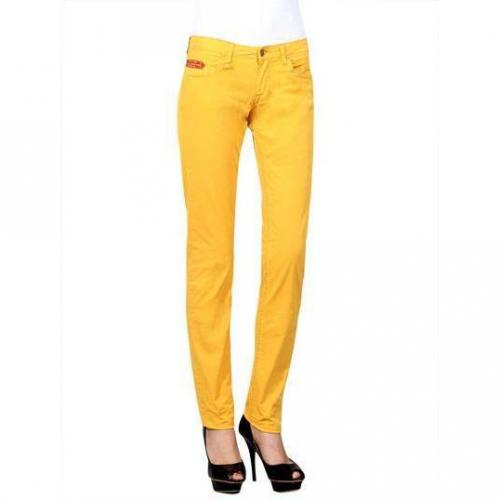 Unlimited - Slim Modell Easy Woman Giallo Farbe Gelb