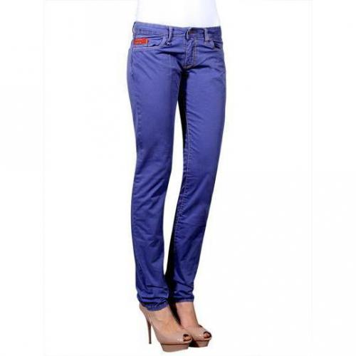 Unlimited - Slim Modell Easy Woman Glicine Farbe Blau
