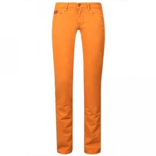 Unlimited - Slim Modell Easy Woman Zucca Farbe Orange