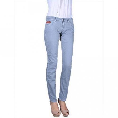 Unlimited - Slim Modell Woman regular Roccia Farbe Grau