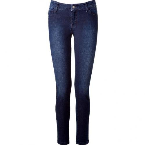 Vanessa Bruno Athé Dark Denim Slim Jeans