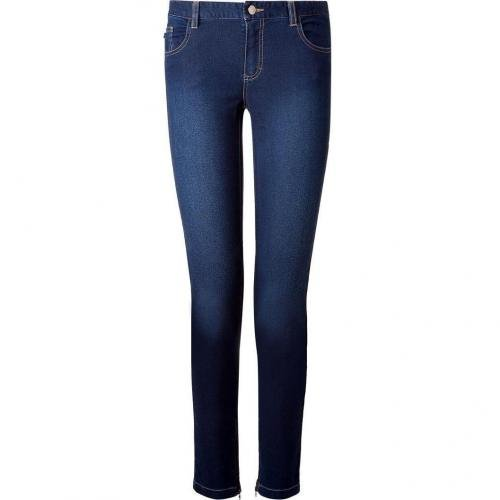 Vanessa Bruno Athé Denim Blue Slim Jeans