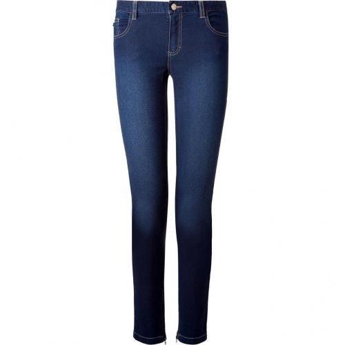 Vanessa Bruno Athé Denim Blue Slim Jeans
