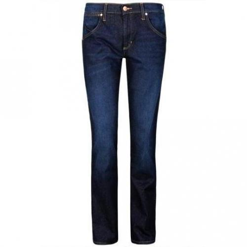 Wrangler - Boot Cut Bret Windsor Blues Blau