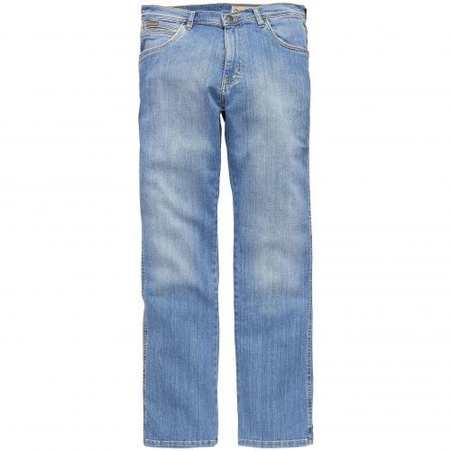 Wrangler Herren Jeans Arizona Stoned Blue