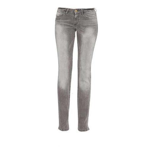 Wrangler - Hüftjeans Modell Mae Grunge Grey Farbe Grau
