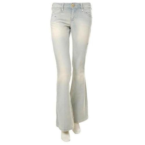 Wrangler Schlaghose Amanda light blue