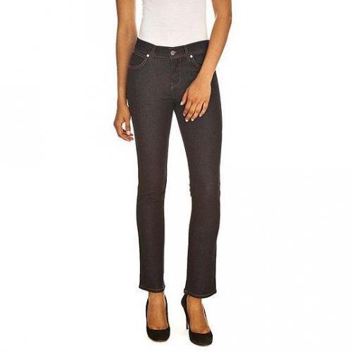 Wrangler - Slim Modell Caitlin Marked Indigo Farbe Dunkelblau