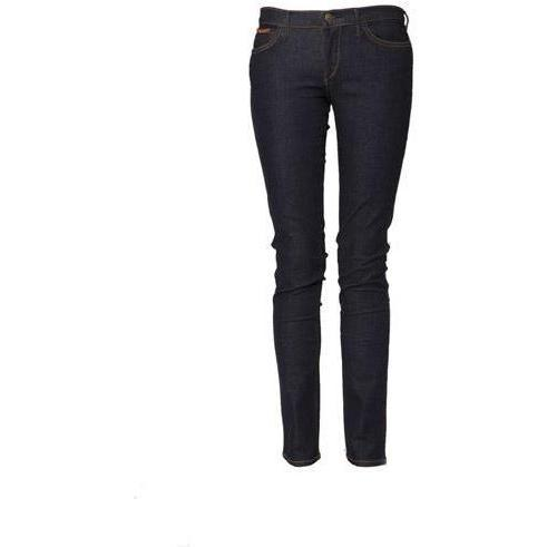 Wrangler - Slim Modell Hailey Marked Indigo Farbe Dunkelblau