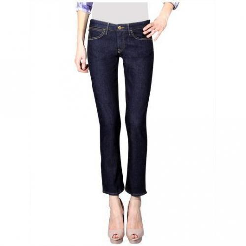 Wrangler - Slim Modell JAYNE ON THE EDGE Farbe Dunkelblau