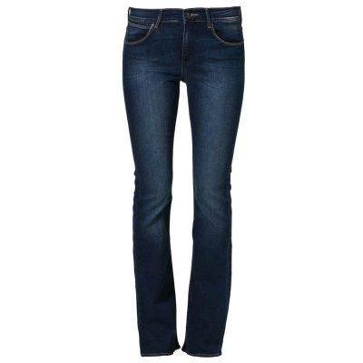 Wrangler SYLVIE Jeans scuffed indigo