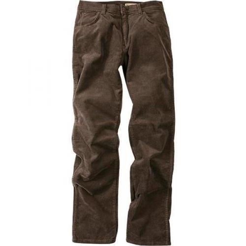 Wrangler Texas Cord Jeans braun W121/B8/747