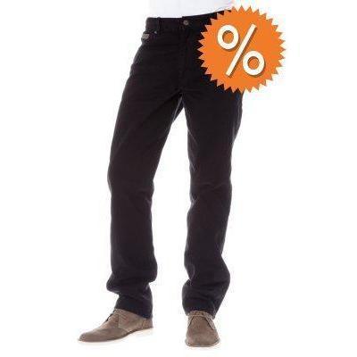 Wrangler TEXAS Jeans reactive schwarz