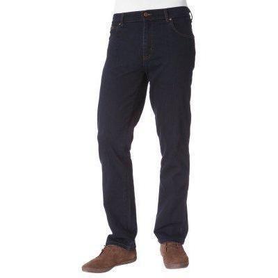 Wrangler TEXAS STRETCH Jeans blau schwarz
