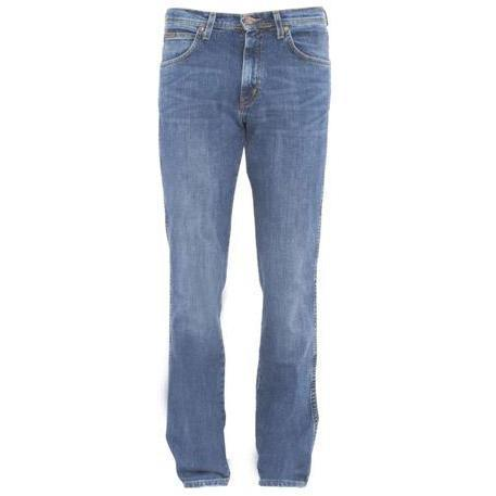 Wrangler - Relaxed Fit Arizona Stretch Canyon Blue Blaue Wa